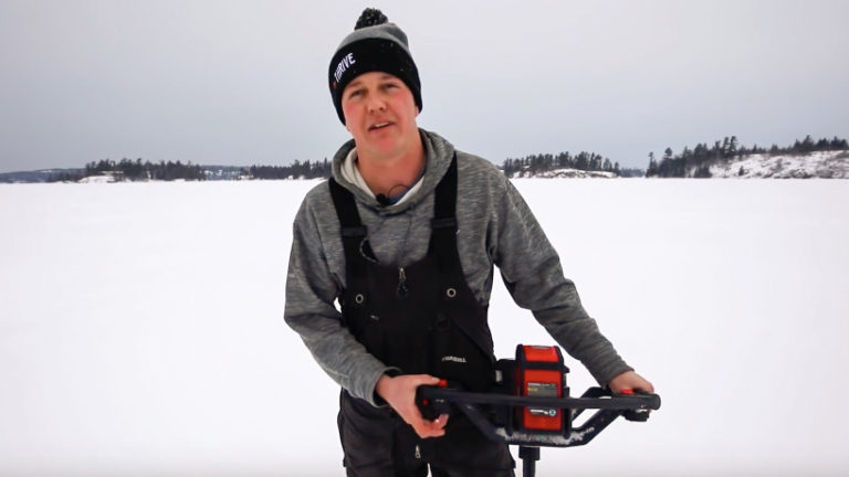 ice auger review
